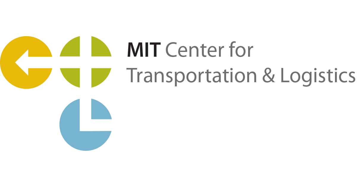 Mit Center For Transportation And Logistics Mit Ctl