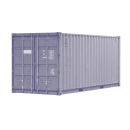 Purple Container Icon