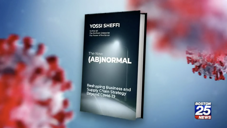 The New AbNormal Cover on Boston 25 News