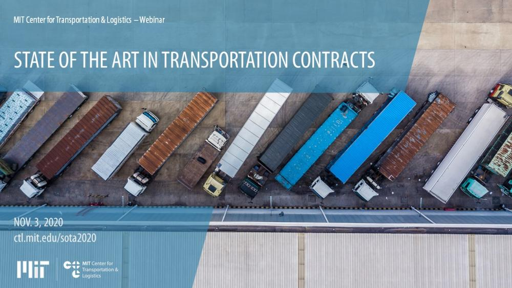 State of the Art in Transportation Contracts w