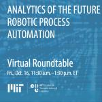 Analytics of the future RPA roundtable thumbnail