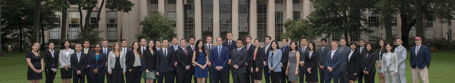 MIT Supply Chain Management Graduate Class 2016