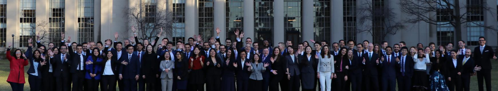 MIT Supply Chain Management Class of 2020